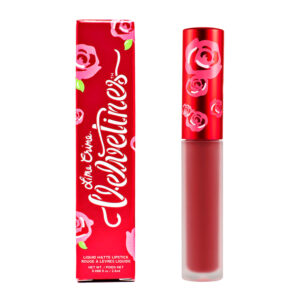 Lime Crime – Matte Velvetines Rustic Matte Lipstick (Earthy Red)