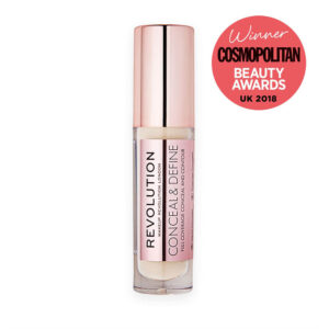 Revolution Beauty – Conceal & Define Concealer – C1