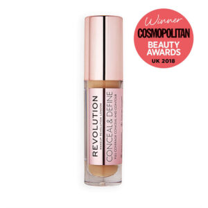 Revolution Beauty – Conceal & Define Concealer – C12