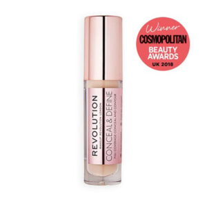 Revolution Beauty – Conceal & Define Concealer – C6