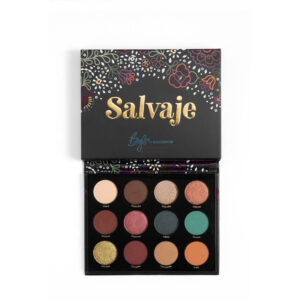 ColourPop – Salvaje Pressed Powder Shadow Palette