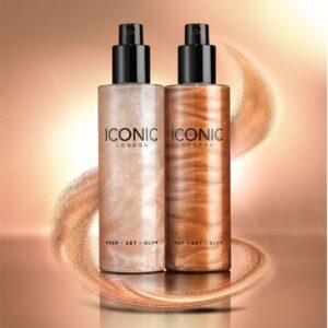 Iconic London – Prep-Set-Glow (Glow & Original)