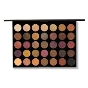 Morphe – 35F Fall Into Frost Eyeshadow Palette