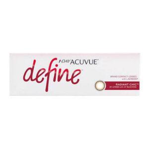 Acuvue Define – 1 Day