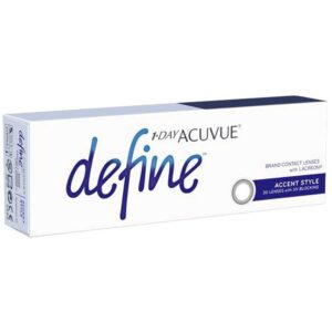 Acuvue Define – Dailies ( 30 Pieces – daily)