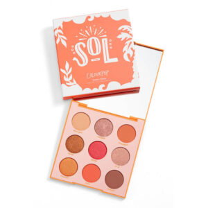 ColourPop – SOL Pressed Powder Shadow Palette