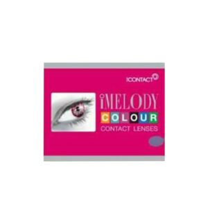 iContact – iMelody Colour Contant Lens (2pcs – monthly)