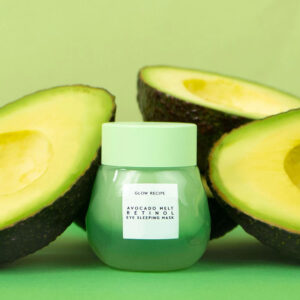 GLOW RECIPE – Avocado Melt Retinol Eye Sleeping Mask