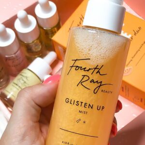 ColourPop (Fourth Ray Beauty) – Glisten Up Vitamin C Face Mist