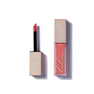 Lilac Matte Liquid Lip in PEONY