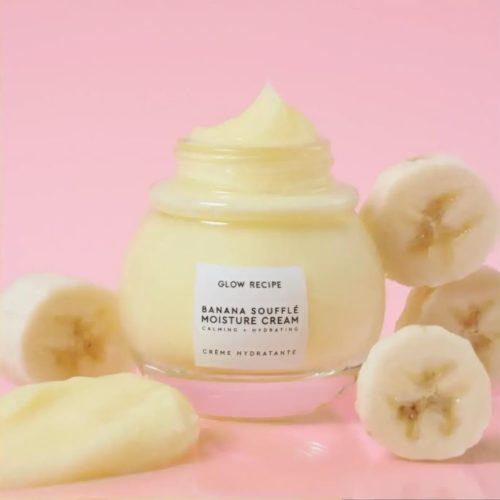 GLOW RECIPE – Banana Soufflé Moisture Cream