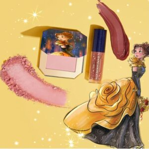ColourPop – Beauty and The Beast Belle Kit