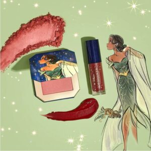 ColourPop – Down in New Orleans Tiana Kit