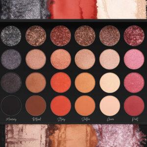 Tati Beauty – Textured Neutrals Vol 1