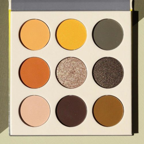 Juvias Place – The Nomad Eyeshadow Palette