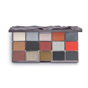 Revolution Beauty – Glass Black Ice Eyeshadow Palette