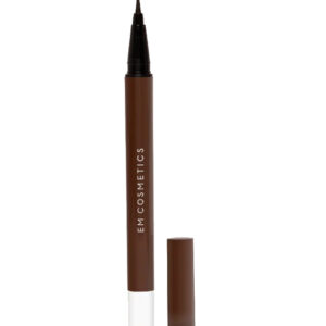 EM Cosmetics – Brown Brush Tip Illustrative Eyeliner