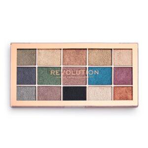 Revolution Beauty – Foil Frenzy Hybrid Eyeshadow Palette