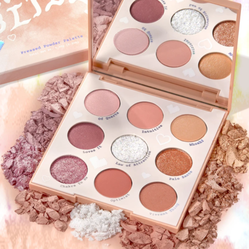 ColourPop – Miss Bliss Pinky Coral Shadow Palette