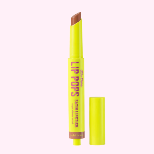 Lime Crime – Lip Pops Satin Lipstick in Cold Brew
