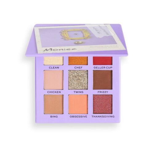 Revolution Beauty – Makeup Revolution x Friends Monica Eyeshadow Palette