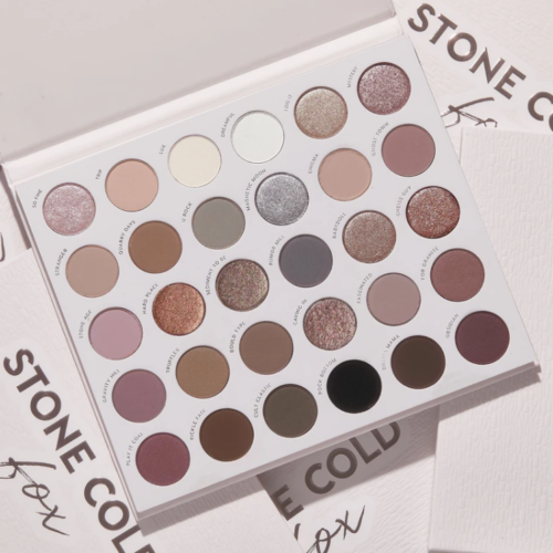 ColourPop – Stone Cold Fox Eyeshadow Palette