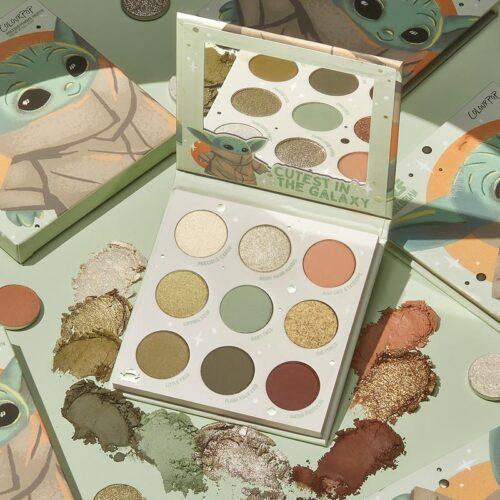 ColourPop – The Child™ Eyeshadow Palette