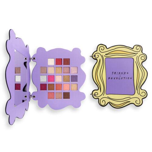 Revolution Beauty – Makeup Revolution X Friends Open The Door Eyeshadow Palette