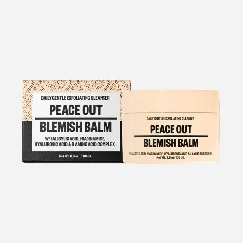 Peace Out-Cleansing Blemish Balm