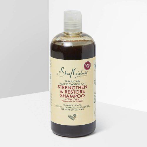 SHEA-Jamaican Black Castor Oil Strengthen & Restore Shampoo