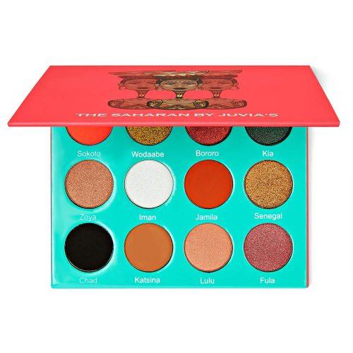 The Saharan Eyeshadow Palette 1