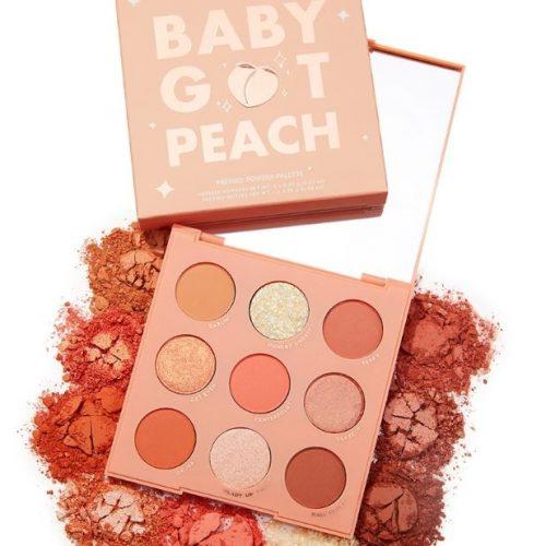 baby got peach
